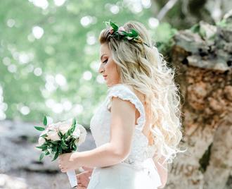peinados para bodas invitadas pelo rizado