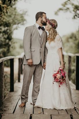 peinados para bodas con rizos