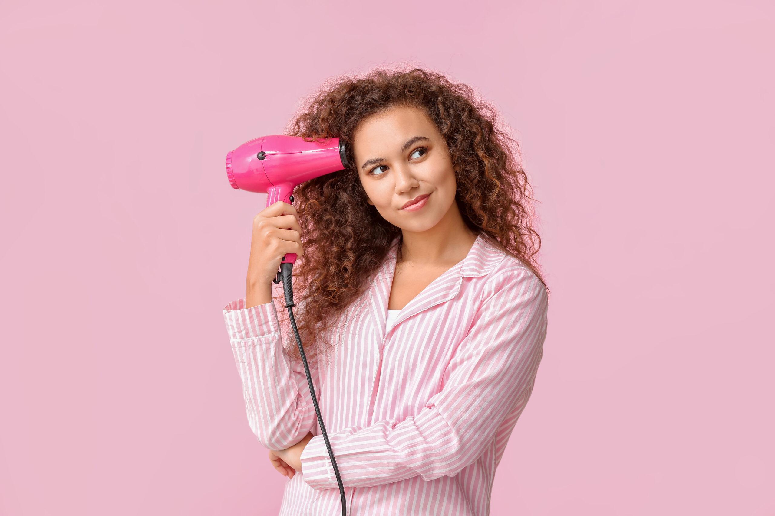 secadora para cabello ondulado