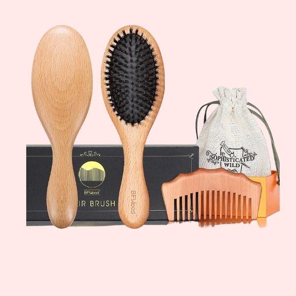 El mejor cepillo para el Pelo fino